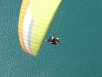 tandem paragliding Annecy