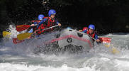 Rafting Centron Annecy