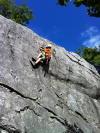 Rock climbing School Talloires Annecy