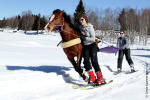 Ski Joering Incentive seminar