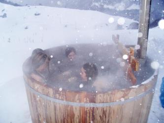 Bain Nordique & Suprême (4 personnes)