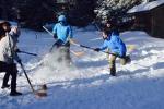 Challenge des Neiges - Hockey sur neige