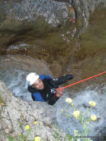 Canyoning Angon Annecy