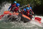 Rafting Gorges de la Pucelle Annecy