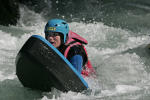 White Water Hydrospeed Centron Annecy