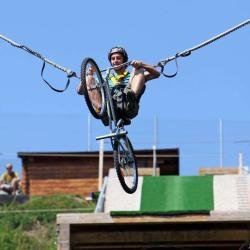 Xtrem bungee jumping