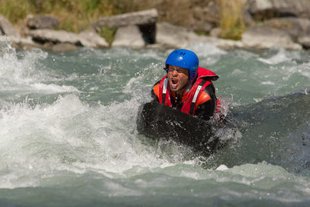 Course Hydrospeed in the Gorges