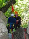 Tyro-canyon à Montmin