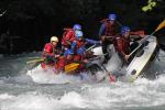 Enterrement de vie de garçon Annecy Rafting