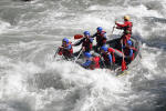 Rafting sport Whitewater Centron Annecy