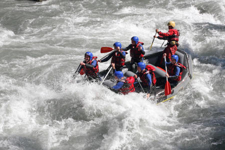 Integral Rafting of Isère
