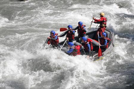 Rafting - Intégrale de l'Isère