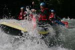 Rafting eaux vives séminaires Annecy