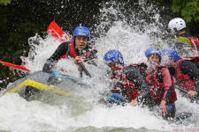 Parcours Intense - Rafting