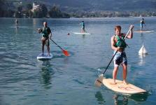 Challenge Paddle Séminaires Annecy lac