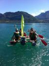 Comité Entreprise Lac Annecy Radeaux