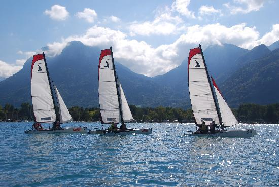 Catamaran Week end Annecy