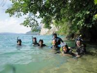 Snorkeling FMS Annecy