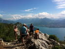 Trekking evening Annecy