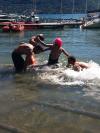 Groupe Activité Lac Annecy Radeaux