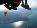 Initiation tandem parapente Annecy