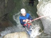 Canyoning expert Annecy