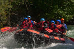 Rafting Team Building Séminaire Annecy
