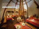 Soirée originale et dîner sous dôme
