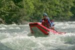 Descente en eaux vives en Savoie