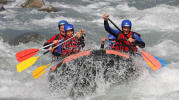 Rafting Isere Annecy