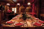 Soirée dîner au Chalet du Loup