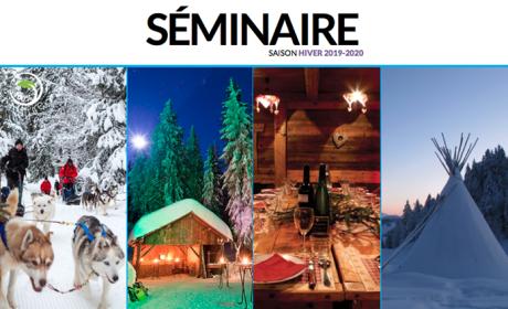 Nouvelle brochure séminaire Hiver 2019-2020