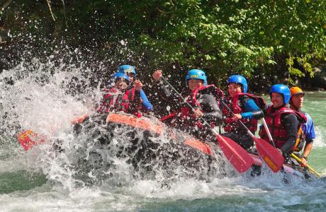 Rafting - Savoie