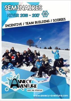 Brochure Séminaires hiver 2016-2017